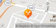 Map Denny's - TEMPORARILY CLOSED Valdosta, United States