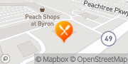 Map Denny's Byron, United States