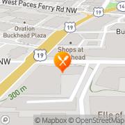Map Veggieland Restaurant Inc Atlanta, United States
