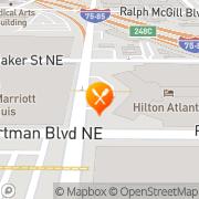 Map Nikolai's Roof Atlanta, United States