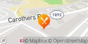 Map Burger King Newport, United States