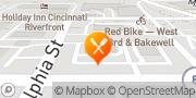 Map Burger King Covington, United States
