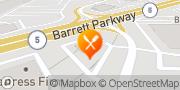 Map Steak 'n Shake Kennesaw, United States