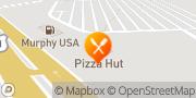 Map Pizza Hut Dothan, United States