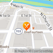Map Smith's Downtown Mishawaka, United States