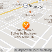 Map Santa Fe Cattle Co Clarksville, United States