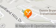 Map Burger King Tuscaloosa, United States