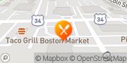 Map Boston Market Westmont, United States