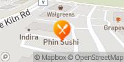 Map UMI Sushi Green Bay, United States