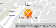 Map Burger King Downers Grove, United States