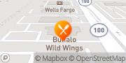 Map Buffalo Wild Wings Wauwatosa, United States