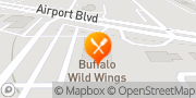 Map Buffalo Wild Wings Mobile, United States