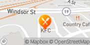 Map KFC Sun Prairie, United States