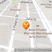 Map Perfect Presentations New Orleans, United States