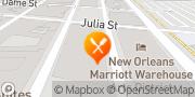 Map Rock-n-Saké Bar & Sushi New Orleans, United States