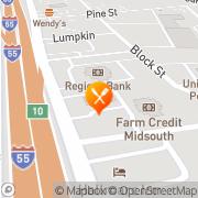 Map KFC - Closed Marion, United States