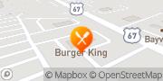 Map Burger King Jerseyville, United States