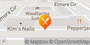 Map HuHot Mongolian Grill Davenport, United States