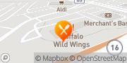 Map Buffalo Wild Wings Onalaska, United States
