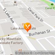 Map Amazing Grace Bakery And Café Duluth, United States