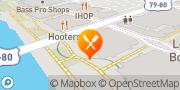 Map Saltgrass Steak House Bossier City, United States