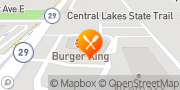 Map Burger King - Temporarily Closed Alexandria, United States