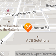Map Uptown Dental Spa - Dr Peter Timm Houston, United States