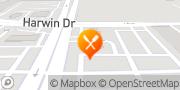 Map Burger King Houston, United States