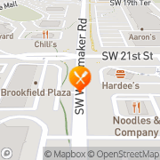 Map T-Mobile Topeka, United States