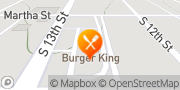 Map Burger King Omaha, United States