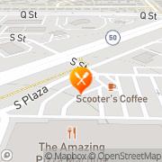 Map Amazing Pizza Machine Omaha, United States