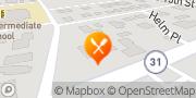 Map Pizza Hut Corsicana, United States