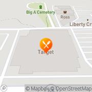 Map Pizza Hut Express Rowlett, United States