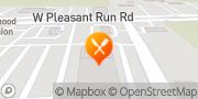 Map Pizza Hut Lancaster, United States