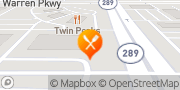 Map Chipotle Mexican Grill Frisco, United States