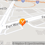 Map Subway Dallas, United States