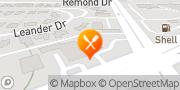 Map Jack in the Box Dallas, United States