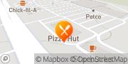 Map Pizza Hut Cedar Hill, United States