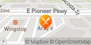 Map Arby's - Closed Grand Prairie, United States