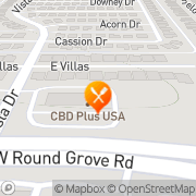 Map Chante Mexican Grill & Cantina Lewisville, United States