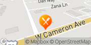 Map Pizza Hut Rockdale, United States