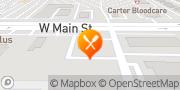Map KFC Lewisville, United States