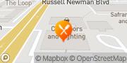 Map Pizza Hut Denton, United States