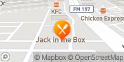 Map Jack in the Box Arlington, United States