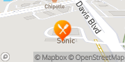 Map Sonic Drive-In Southlake, United States
