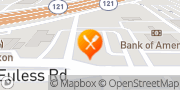 Map Jack in the Box Hurst, United States