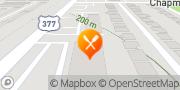 Map Pizza Hut Watauga, United States