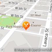 Map Fox and Hound Austin, United States