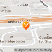 Map Embers Wood Fired Kitchen & Tap San Antonio, United States
