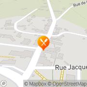 Carte de S.D.I. S.A.R.L. - Sécuritex Détection Incendie Chêne Gautier, France